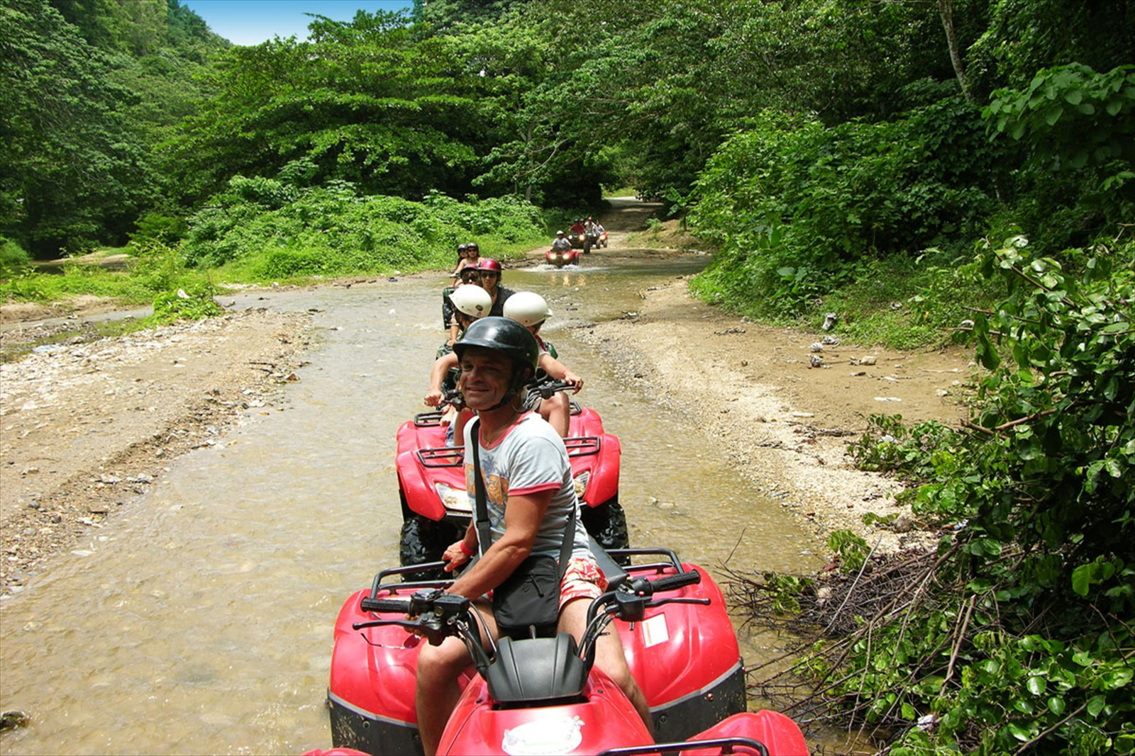 ATV Tour Operator in Las Terrenas, Samana.